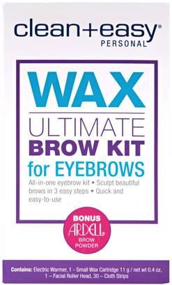 Clean + Easy Ultimate Brow Kit