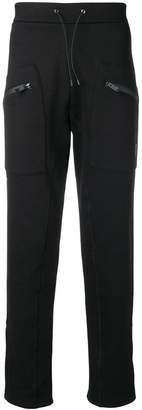 Rossignol oversized pockets track trousers