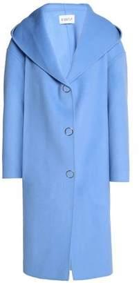 Claudie Pierlot Wool Hooded Coat