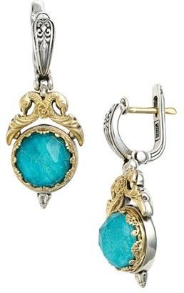 Women's Konstantino 'Iliada' Double Drop Earrings $990 thestylecure.com