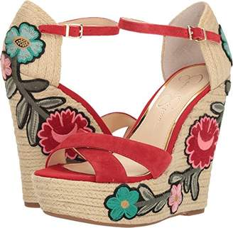Jessica Simpson Women's APELLA Wedge Sandal