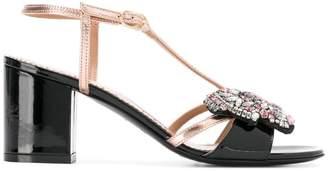 Twin-Set chunky heel sandals