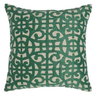 Villa Home Collection Ace Pine Accent Pillow
