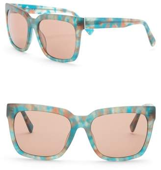 Joe's Jeans Women's Oversized 58mm Sunglasses