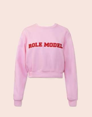 Cynthia Rowley Role Model Sweatshirt