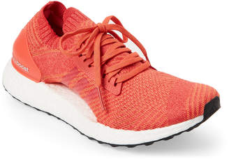 adidas Trace Scarlet Ultraboost Uncaged Running Sneakers