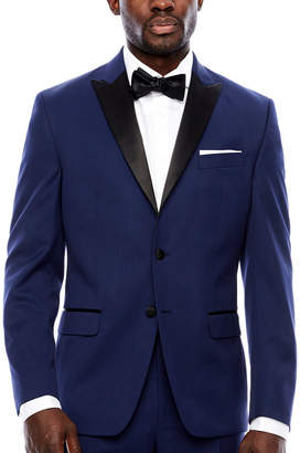 COLLECTION Collection by Michael Strahan Satin Peak Tuxedo Jacket