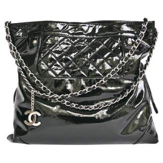 Chanel Coco tote in patent leather