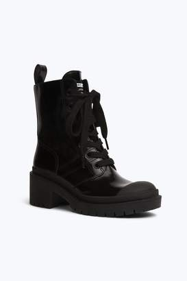 CONTEMPORARY Bristol Lace Up Boot