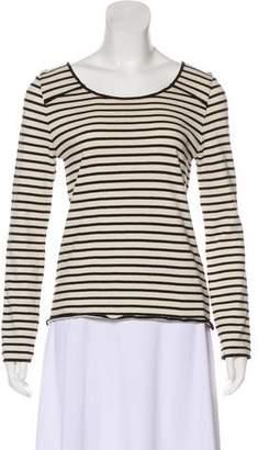 Apiece Apart Striped Knit Top