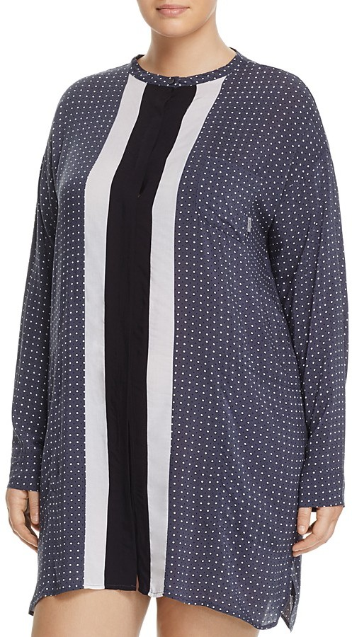 DKNYDKNY Plus Madison Avenue Sleepshirt