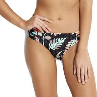 Seafolly Bali Hai Ruched Side Retro Bikini Bottom - Women's