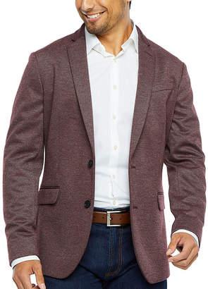 Jf J.Ferrar Everyday 360 Mens Slim Fit Sport Coat