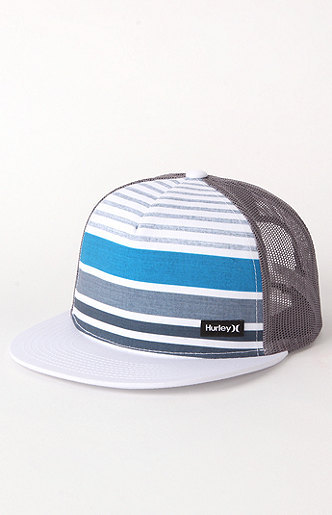 Hurley Canvas 2.0 Trucker Hat