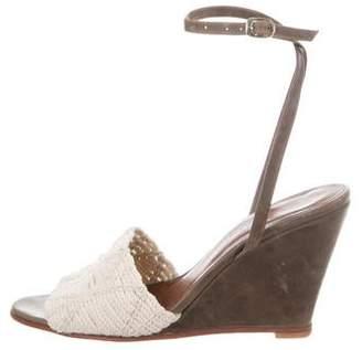 Rachel Comey Platform Sandal Wedges