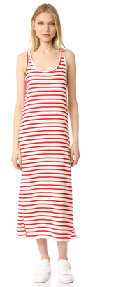 Petit Bateau Iconic Striped Tank Dress $94 thestylecure.com