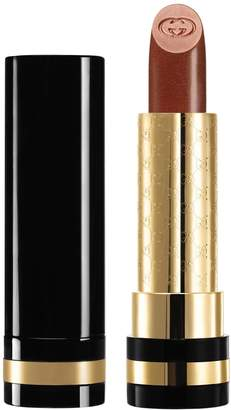 Gucci Metallic sand, Audacious Color-Intense Lipstick