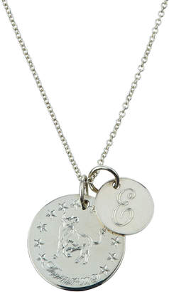 Emily & Ashley Sterling Silver Customizable Charm Necklace Oay0BHy6