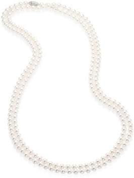 Adriana Orsini Faux Pearl Strand Necklace