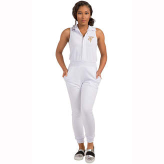 POETIC JUSTICE Poetic Justice Curvy French Terry Jumpsuit
