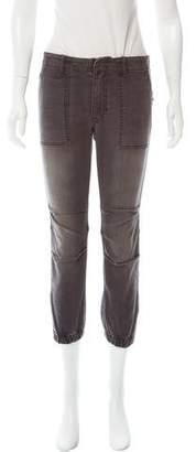Nili Lotan Mid-Rise Jogger Jeans w/ Tags