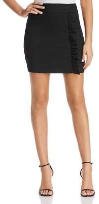 Vero Moda Ylva Ruffle Mini Skirt