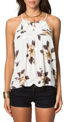 Women's O'Neill Olympia Floral Print Woven Top $39.50 thestylecure.com