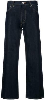 Junya Watanabe straight-leg jeans