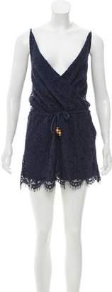 Chaser Lace Sleeveless Mini Dress w/ Tags
