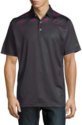 Callaway Men's Geometric-Print Polo