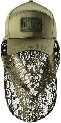 Masked Cap Lace
