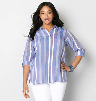 Avenue Multi Stripe Shirt