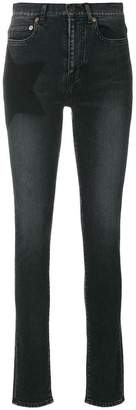 Saint Laurent star skinny jeans