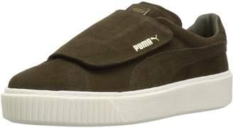 b6af0e3a169 Puma Women s Suede Platform Strap WN s Fashion Sneakers