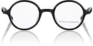 Barton Perreira Men's Burns Eyeglasses - Black