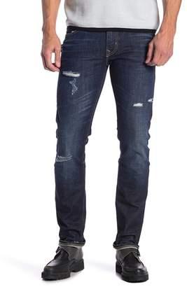 Vigoss Lennon Zip 341 Straight Leg Jeans - Size 29