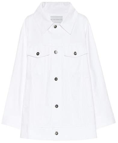 Matthew Adams Dolan Cotton-blend jacket