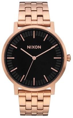 Nixon Porter Bracelet Watch, 40Mm $175 thestylecure.com