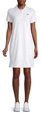 Tommy Hilfiger Performance Short-Sleeve Logo Shirtdress