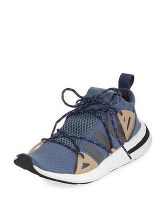 adidas Arkyn Colorblock Mesh Sneakers, Raw Steel/Ash/Pearl Gray