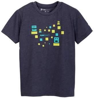 Flow Society 8-Bit Character Graphic T-Shirt (Little Boys & Big Boys)