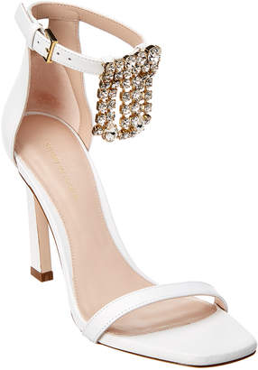 Stuart Weitzman Leather Sandal