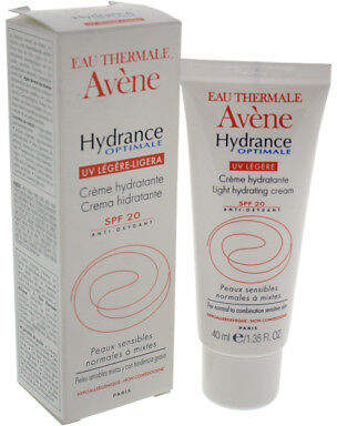 Avene Unisex Skincare Hydrance Optimale Cream SPF 20 39.825 ml Skincare