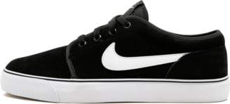 Nike Toki Low LTHR - Black/White