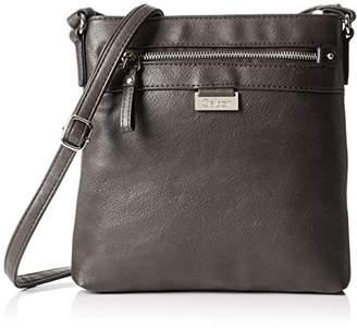 Gabor Women 7264 Cross-body Bag Grey Size: