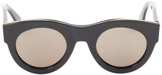 Celine Black Plastic Sunglasses