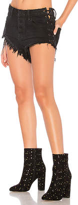 One Teaspoon Brandos Relaxed Fit Short.