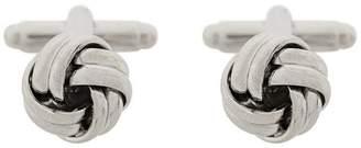 fe-fe interwoven cufflinks