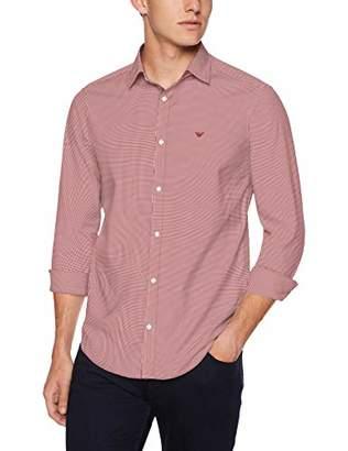 Emporio Armani Men's Casual Sportshirts
