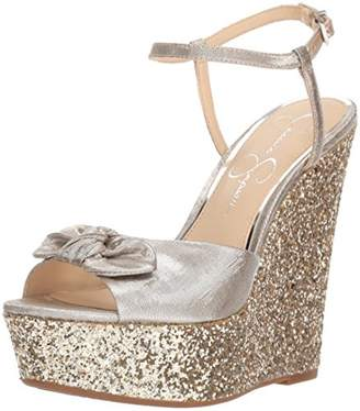 Jessica Simpson Women's AMELLA Wedge Sandal